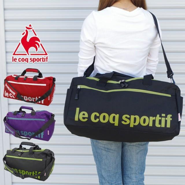 ボストンバッグ 旅行 合宿 le coq sportif ルコッ...