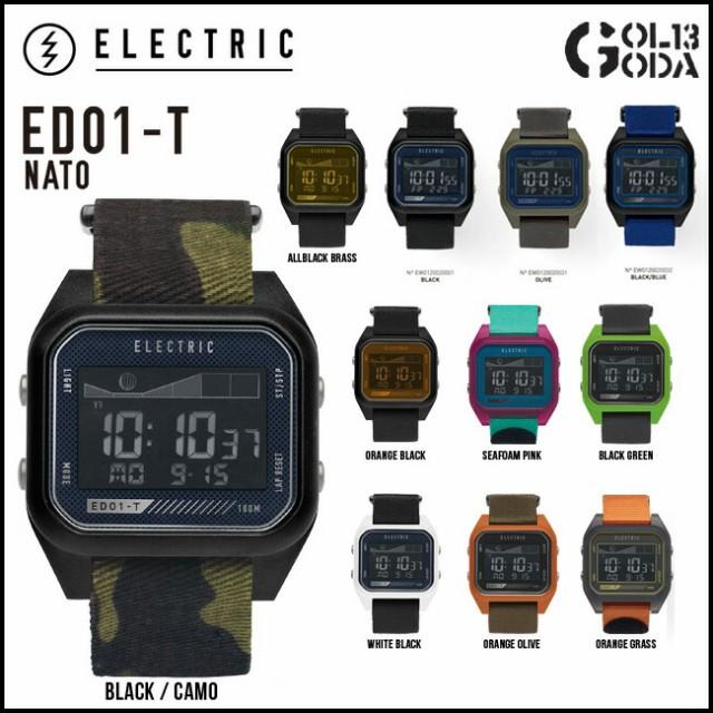 時計 ELECTRIC ED01-TN2 NATO エレクトリック デ...