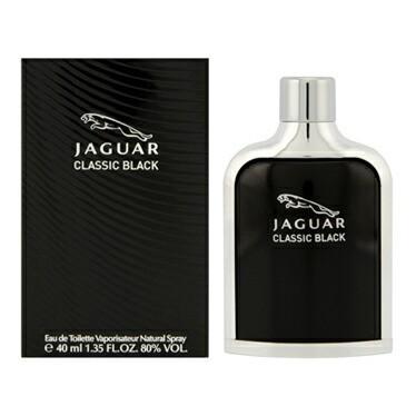 ジャガー クラシックブラックEDT (男性用香水) ...