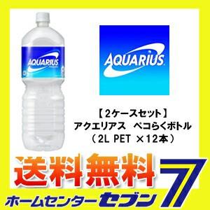 【送料無料】 【2ケースセット】 アクエリアス ペ...
