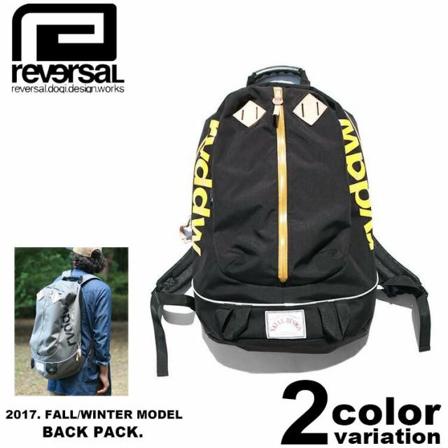 【予約商品】リバーサル reversal バックパック ...