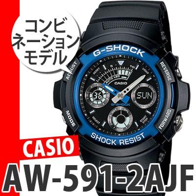 【国内正規品】カシオ 腕時計 AW-591-2AJF G-SHOC...