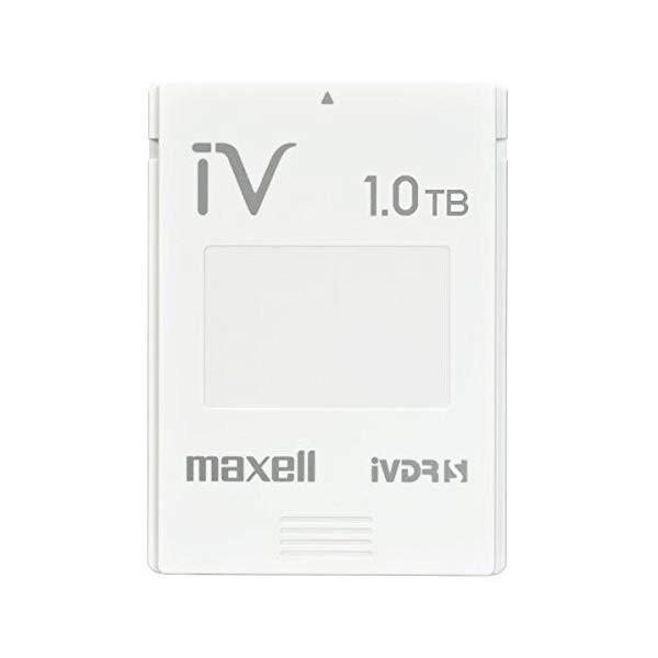 マクセル【iVカートリッジ】 M-VDRS1T.E.WH.K