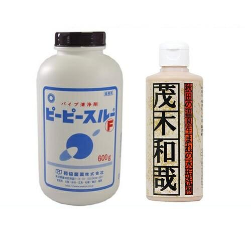 【セット】和協産業【業務用排水管洗浄剤】ピーピ...