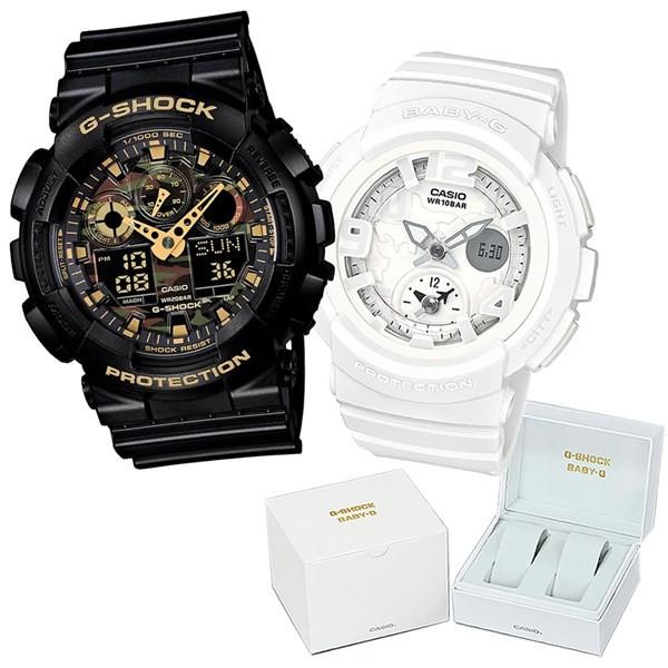 【専用ペア箱付きセット】 CASIO(カシオ)  腕時計...
