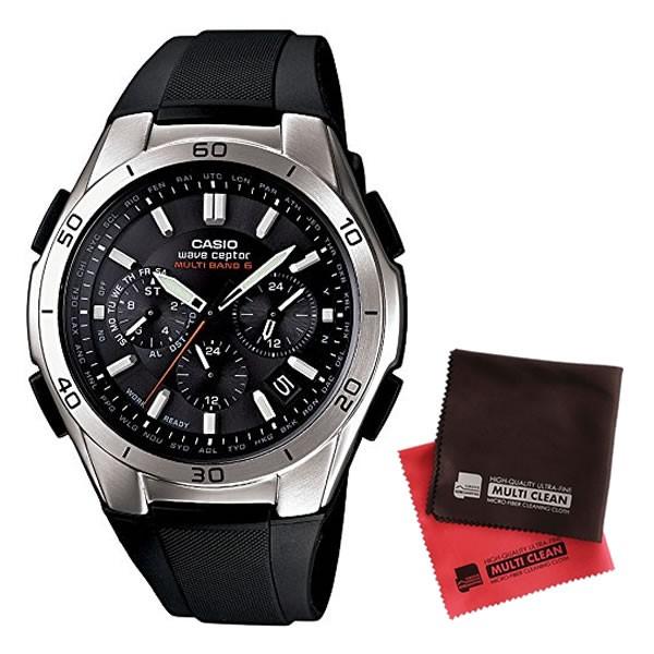 【クロス付】国内正規品[カシオ]CASIO 腕時計 WAV...