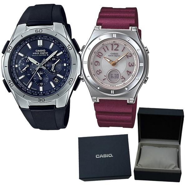【セット】【腕時計】[カシオ]CASIO WVQ-M410-2AJ...