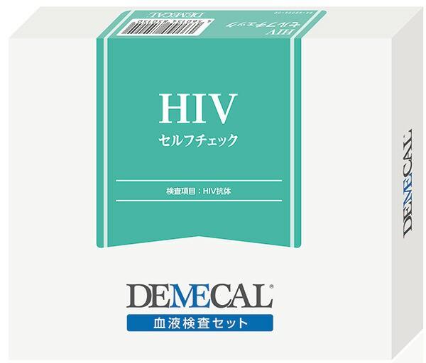 【送料無料】DEMECAL(デメカル)血液検査キット H...