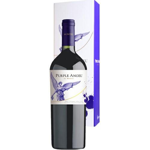 赤ワイン モンテス パープルエンジェル 750ml チ...