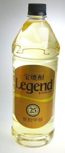 焼酎 宝酒造 レジェンド エコペット 25度 1920ml ...