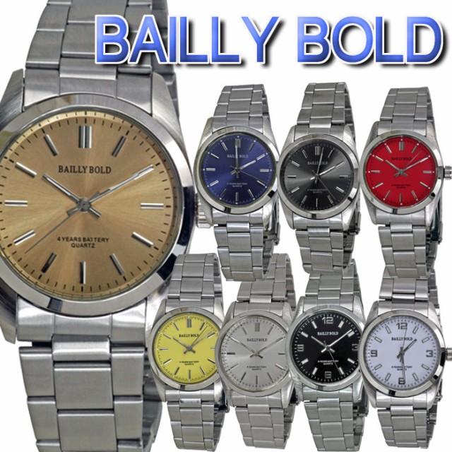 【送料無料】腕時計 メンズ BAILLY BOLD メンズ腕...