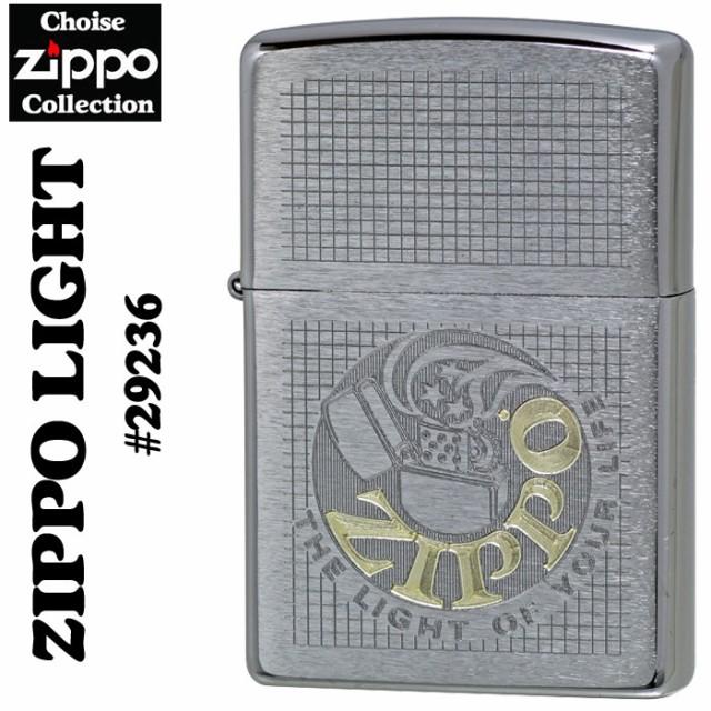zippo(ジッポーライター)ZIPPO LIGHT #29236 Brus...