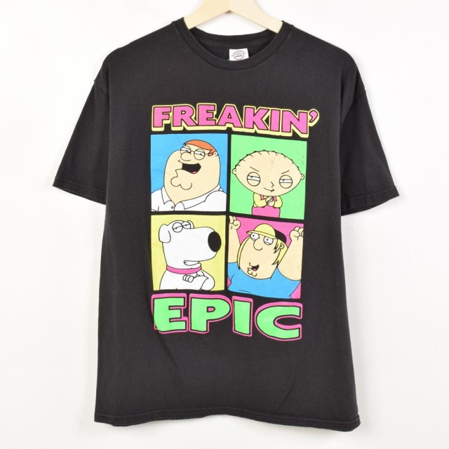 DELTA PRO WEIGHT FRAKIN EPIC キャラクタープリントTシャツ レディースXL 【170626】 /wah3839