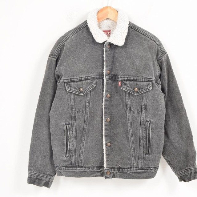 80年代 リーバイス Levi's デニムボアジャケット ...