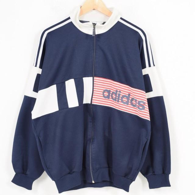 80〜90年代 アディダス adidas ジャージ トラック...