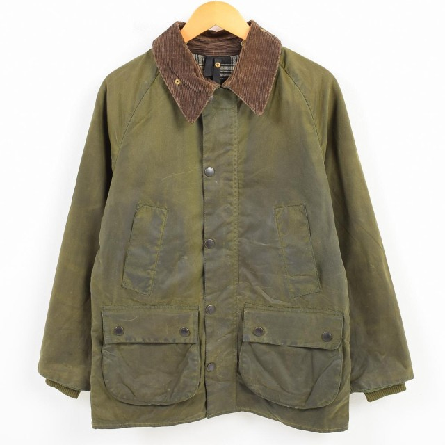 JAMリメイク 80〜90年代 バブアー Barbour BEDALE...