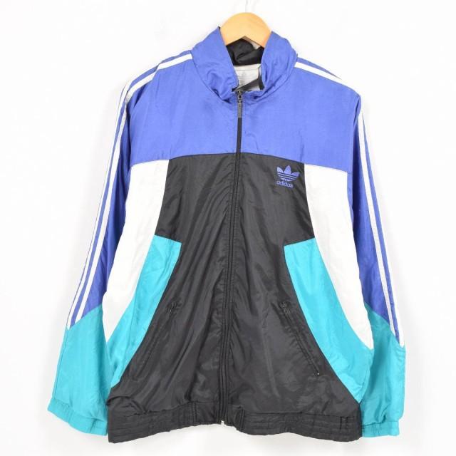 80〜90年代 アディダス adidas ナイロンジャケッ...
