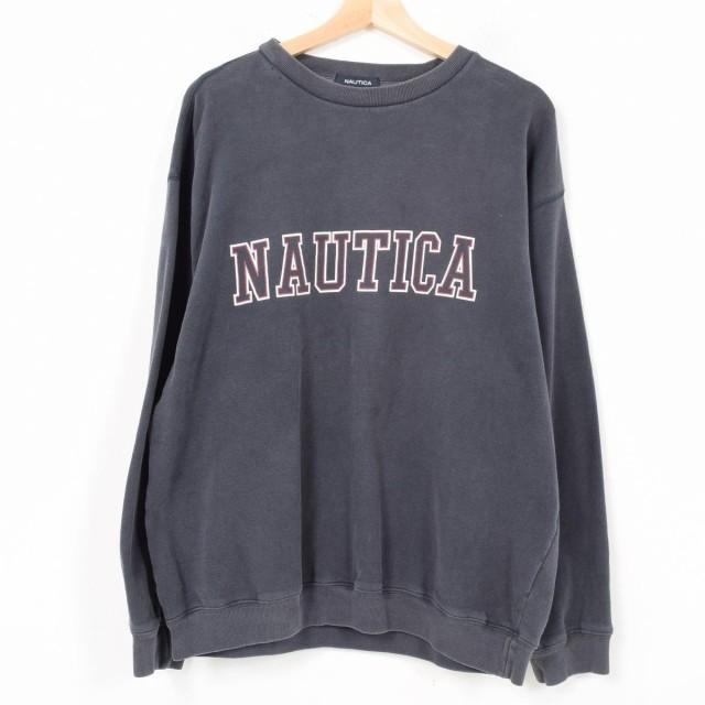 ノーティカ NAUTICA ロゴスウェット トレーナー ...