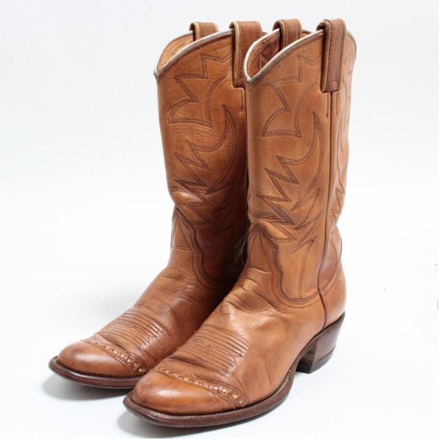 ノコナブーツ Nocona Boots ローパーブーツ 6.5A ...