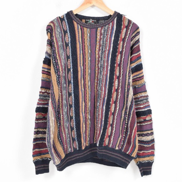 THE ITALIAN SWEATER CO. 総柄 クージー風 コット...