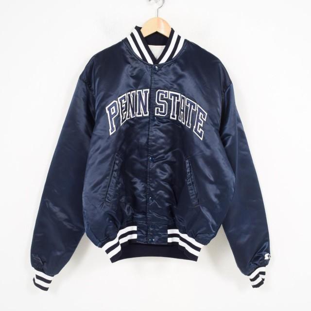 90年代 スターター Starter PENN STATE ナイロン...