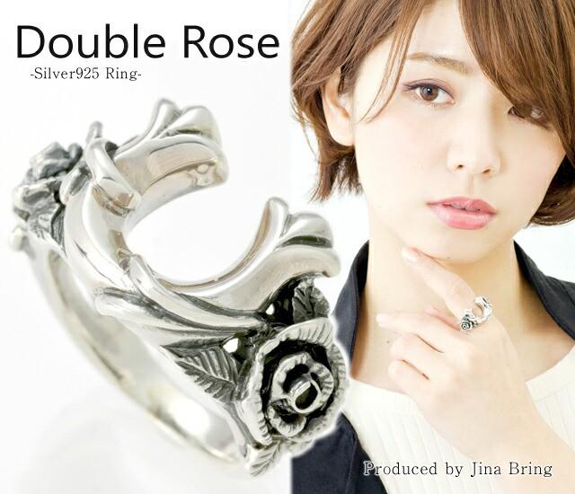 芸術的な薔薇【送料無料】ホースシュー 馬蹄 ロー...
