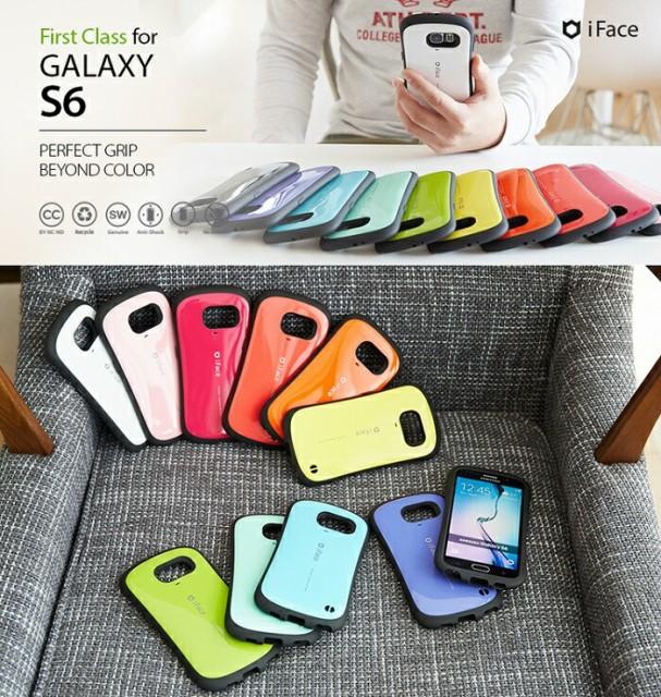 docomo Galaxy S6 SC-05G ケース/カバー iFace 正...