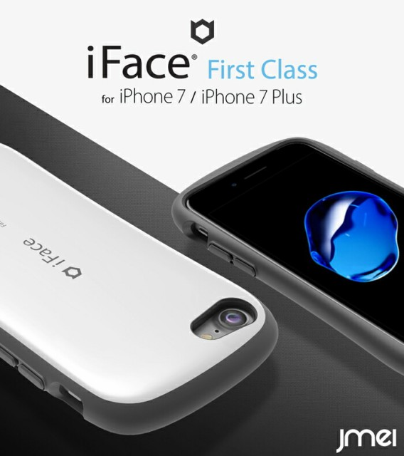 iPhone7 Plus ケース カバー iFace正規品 First C...