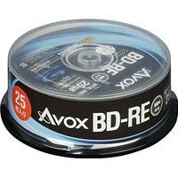 送料無料!AVOX ブルーレイディスク BD-RE 繰り返...