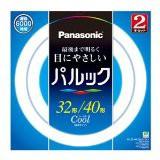 Panasonic パルック蛍光灯 丸形・スタータ形 32W+...