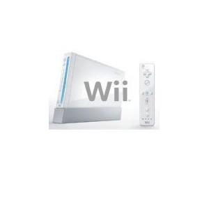 【送料無料】【中古】Wii [ウィー] 本体 シロ 任...