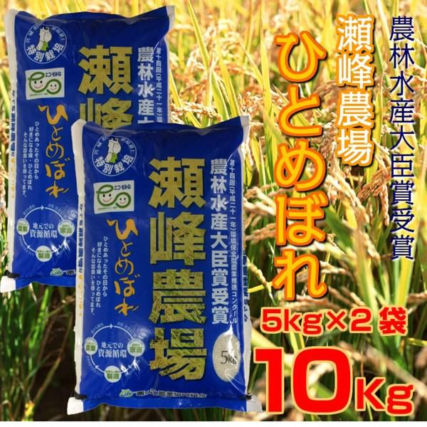 お米 5kg×2袋 10kg 28年産 宮城県栗原市瀬峰産 ...
