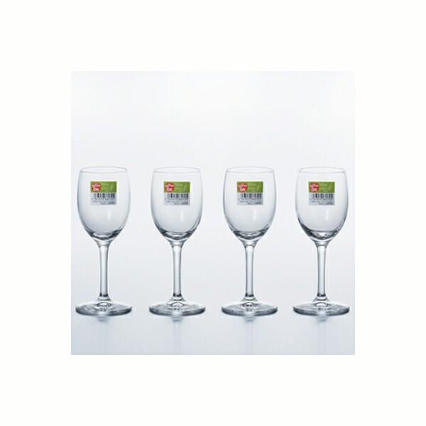 ワイングラス フラネ 180ml 4個セット
