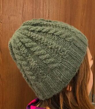 リッチモア ムフローネで編む棒針あみ 棒針編み...