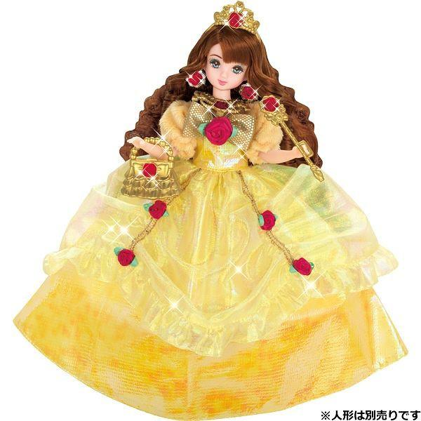 4904810886020:リカちゃん ドレス ゆめみるお姫さ...