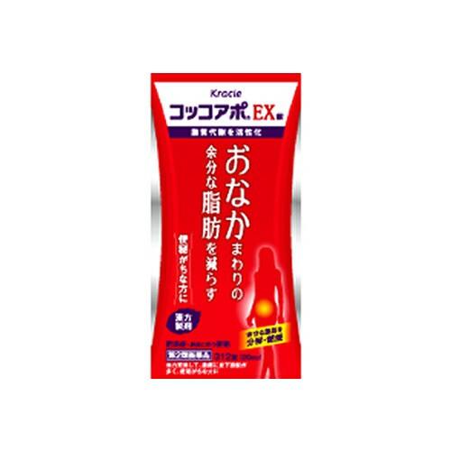 【第2類医薬品】クラシエ コッコアポEX 312錠