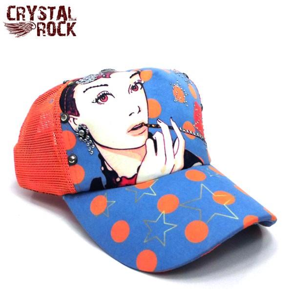 Crystal Rock キャップ クリスタルロック Smoking...