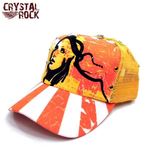 Crystal Rock キャップ クリスタルロック Sunligh...