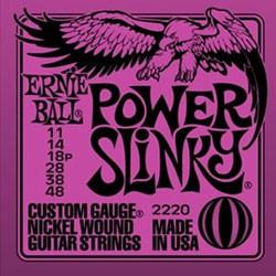 ERNIE BALL #2220 Power Slinky エレキギター弦【...