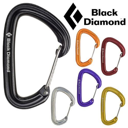 ブラックダイヤモンド カラビナ BD10012 ホットワ...