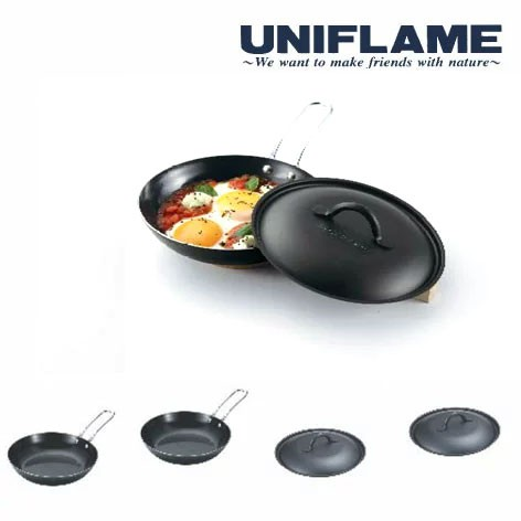ユニフレーム フライパン UF666401 ちびパン2×...