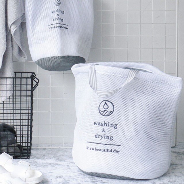 WD ランドリーネット バッグ 洗濯ネット 大容量 ...