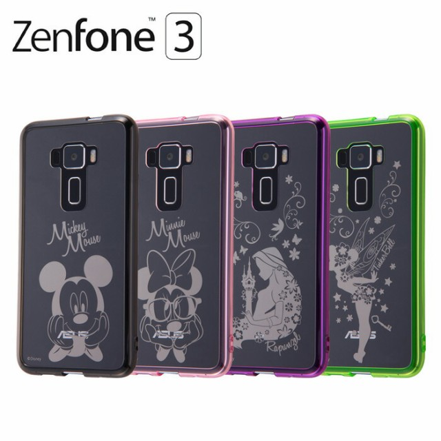 Zenfone3 ZE520KL ゼンフォン3 ケース/カバー デ...