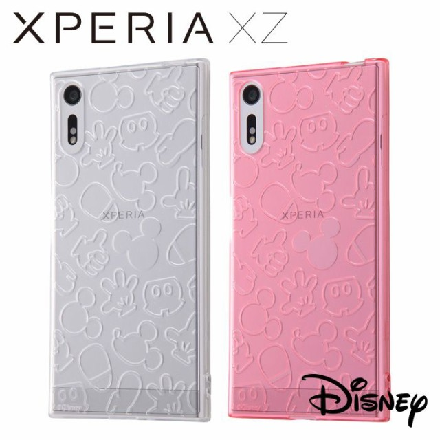 Xperia XZ SO-01J/SOV34 ケース/カバー Disney デ...