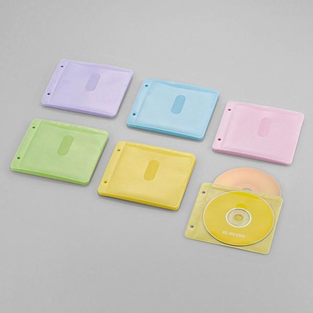 Blu−ray・CD・DVD対応不織布ケース/...