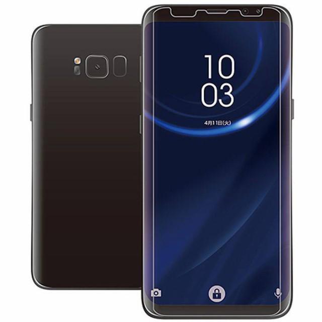 Galaxy S8+ ( SC-03J ・ SCV35 )用液晶保護フ...