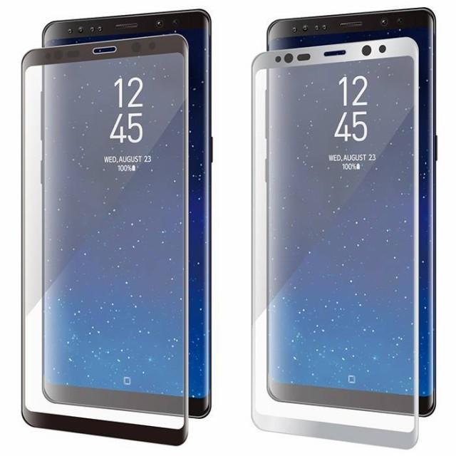 Galaxy Note 8用フルカバーガラスフィルム Galaxy...