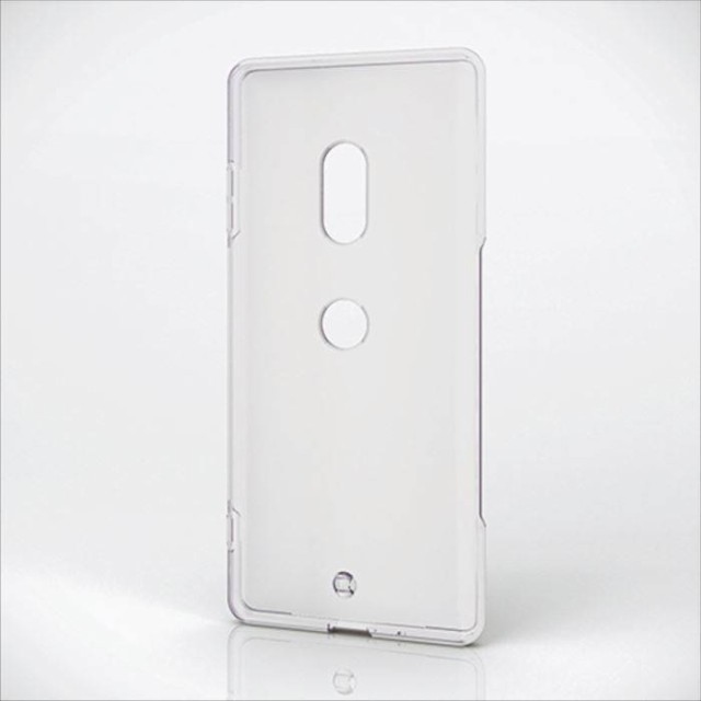 Xperia XZ3 SO-01L SOV39 SoftBank ソフトケース ...