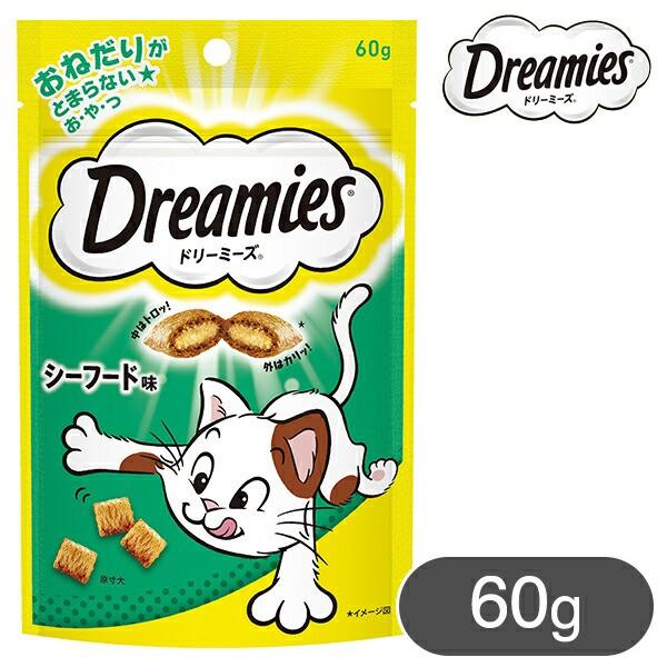マースジャパン ドリーミーズ シーフード味 60g