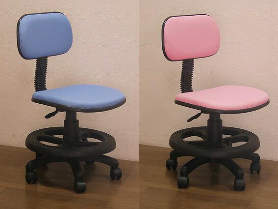 学習椅子(学習チェア)回転 キャスター付き 高さ調...